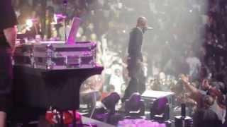 DMX & Swizz Beatz perform at the Def Jam 30th Anniversary