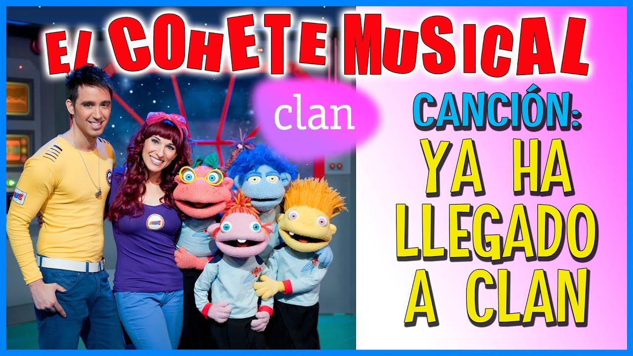 Canción del Verano en Clan - Cohete Musical - Juan D y Beatriz ♪♪