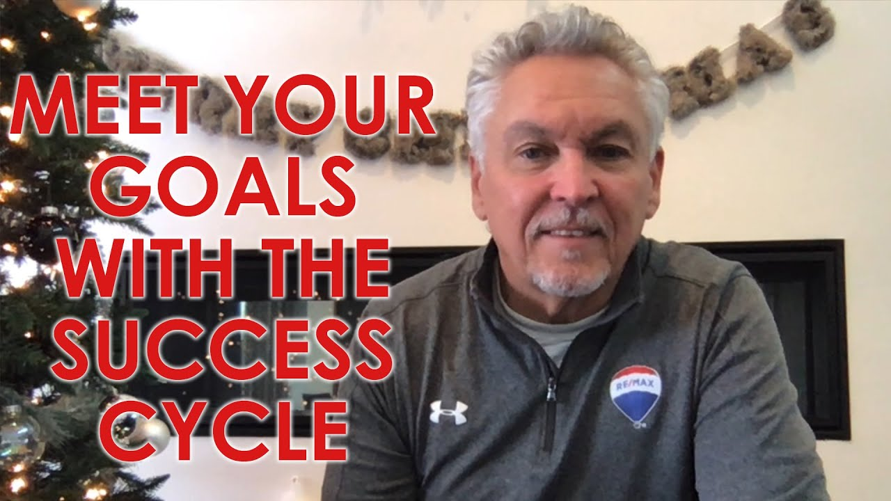 How to Meet Your Goals by Using the Success Cycle