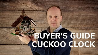 Buy cuckoo clock. I'll tell you what to look out for. Purchase advice | 4K