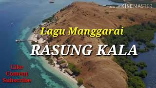 Lagu Manggarai Rasung Kala //ONCI