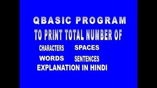 Qb64 Programs For Class 7