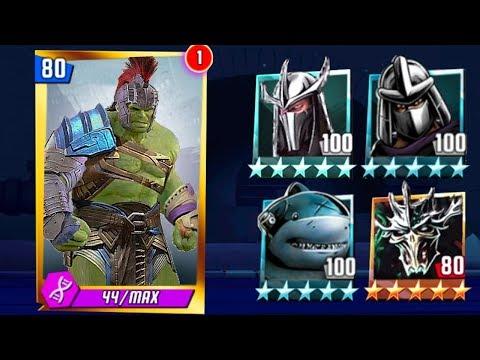 Ninja Turtles Legends PVP HD Episode - 537 #TMNT