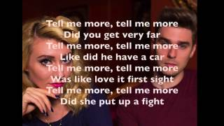 SUMMER NIGHTS KARMIN LYRICS (grease)