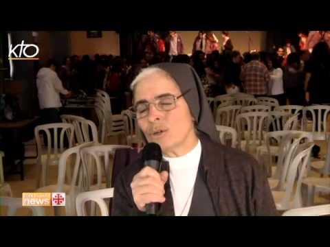 Terra Santa News : spécial Be the bridge - semaine mondiale de l'unité 2013