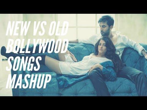 New vs Old Bollywood Songs Mashup (Visual)   Deepshikha feat. Raj Barman   Bollywood Songs Medley