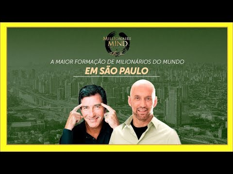 Millionaire Mind Intensive Brasil 2019 - MMI 2019