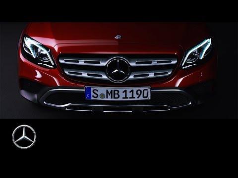 Mercedesbenz E Class All Terrain Универсал класса E - рекламное видео 3