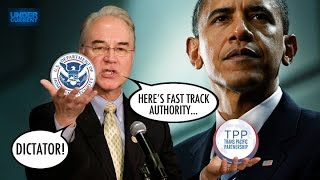 GOP Rep: Obama a Dictator, But I'll Still Give Him Fast Track Authority
