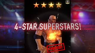 4-Star Superstars Coming to WWE Champions