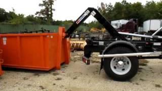 Hook Lift Dumpster