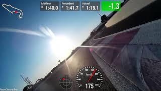 Vidéo Roulage du 03/08/2019 au Castellet - 3.8kms avec chicane par Stich83
