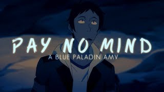 blue lion & her paladins | pay no mind | amv