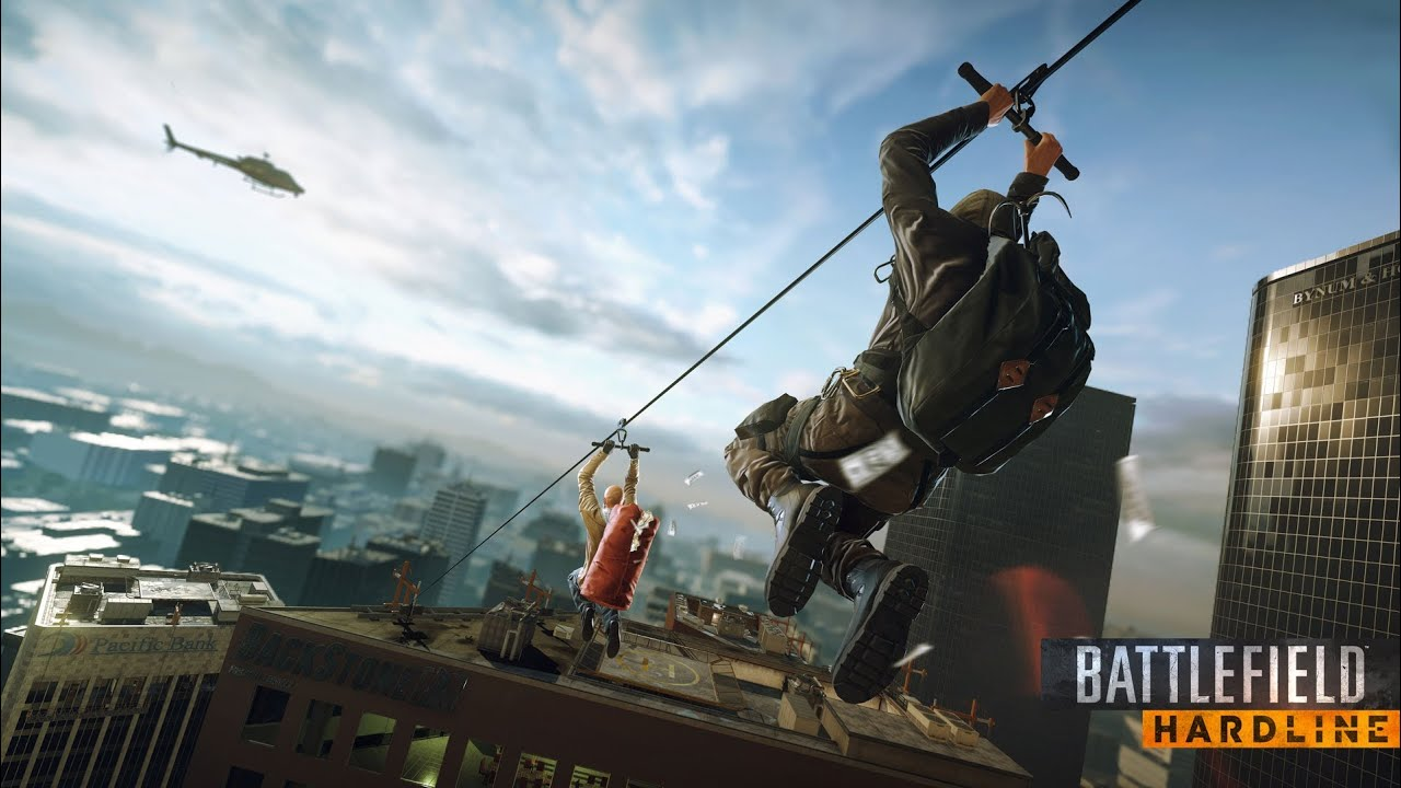 Battlefield Hardline PS4 Beta Extended 1 Week