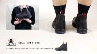 preview picture of video 'Redback UBOK Soft Toe Mens Boot'