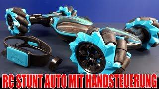 RC STUNT AUTO MIT HAND-FERNSTEUERUNG [Vorstellung | dertestmichel]