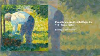 Piano Sonata no. 31 in A flat Major, Op. 110