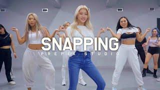 청하 (CHUNGHA)   Snapping | SIMEEZ & JIWON & RIAN Choreography