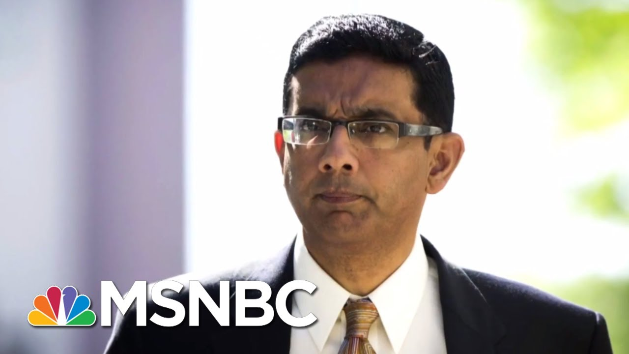 President Trump Issues One Pardon... And Hints That More Could Be Coming | The 11th Hour | MSNBC thumbnail
