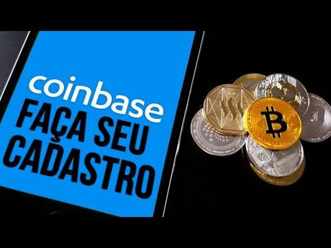 CRIANDO CONTA NA COINBASE|| Carteira para Bitcoin|| Simples de mais!!!