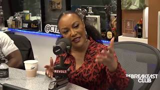 Actress Lynn Whitfield Talks about MMAM!