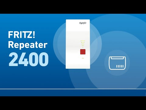 AVM FRITZ! ripetitore 2400 WLAN Mesh CH (1733Mbit/s, 600Mbit/s)