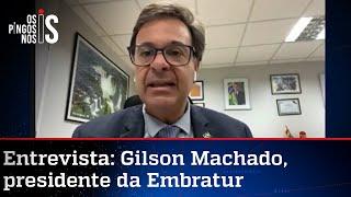 Presidente da Embratur detalha retomada no turismo no Brasil
