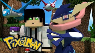pixelmon champion roleplay episode 1 - TH-Clip