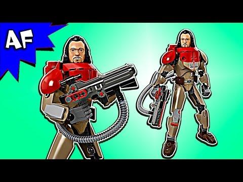 Vidéo LEGO Star Wars 75525 : Baze Malbus