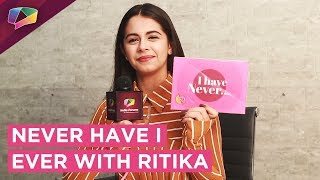 Ritika Aka Rits Badiani Plays Never Have I Ever   Exclusive Interview