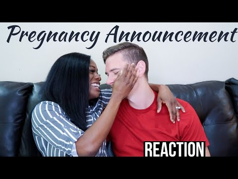 SURPRISE PREGNANCY ANNOUNCEMENT | FIRST BABY