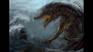 Dragon Illustration - SPEEDPAINT