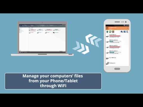 Video of WiFi PC File Explorer Pro
