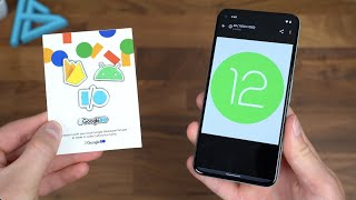 Android 12 Beta: New Features!