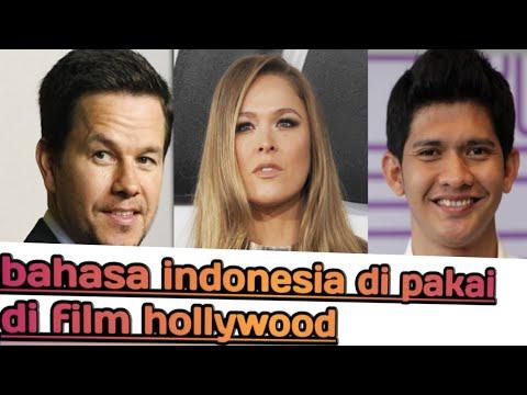 Kata bahasa indonesia dalam film hollywood