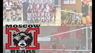 Pullman WA Open Gym November 14, 2014 with Moscow HS Volleyball