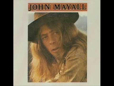 Thinking Of My Woman - John Mayall