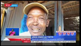 Wenyeji Taita Taveta wapata nafuu kwa kusaga mahindi badala ya kununua unga madukani
