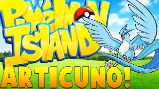 Articuno  - (Pokémon) - SECRET ARTICUNO SHRINE - Minecraft Pixelmon Island - Pokemon Mod   JeromeASF