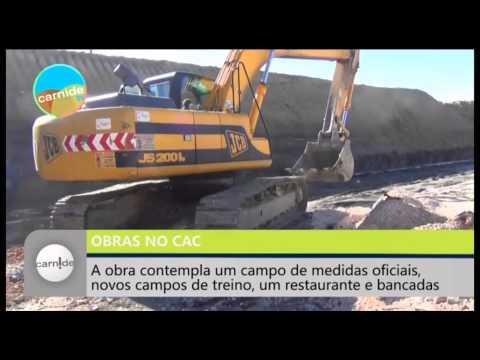 Ep. 180 - Obras no complexo desportivo do CAC