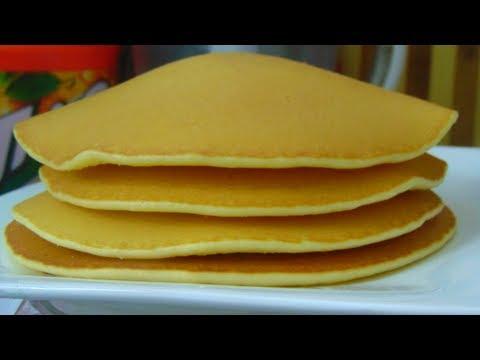 How to make Pancakes | Fluffy Pancake Recipe | Pan Cake on Tawa | Without Oven