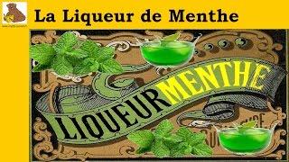 La Liqueur De Menthe (facile)