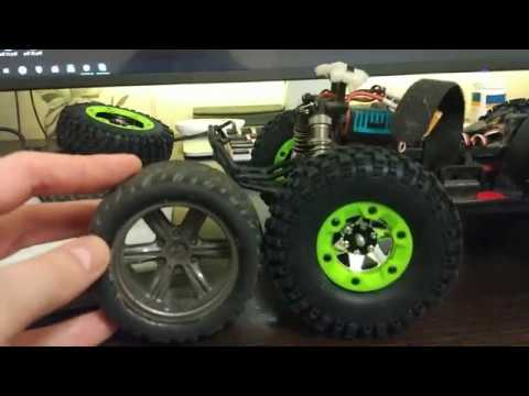Wheels for Smax (Wltoys 0070 0071)