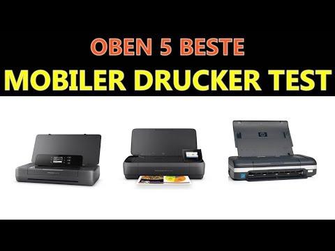 Beste Mobiler Drucker Test 2018
