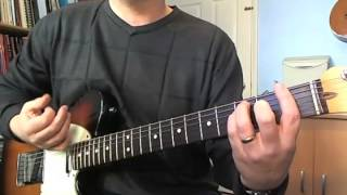 Quick Riff #29 - How To Play It's Only Love - Bryan Adams & Tina Turner