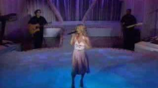 JESSICA SIMPSON AND NICK LACHEY   Take My Breath Away At Oprah.wmv