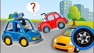 Мультфильмы про полицейскую и пожарную машину для детей 2019 года