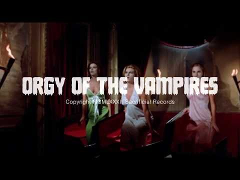 TERRORTRON - Orgy of the Vampires [Official Trailer]