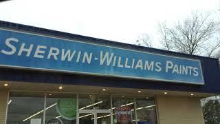 SHERWIN WILLIAMS PAINT STORE