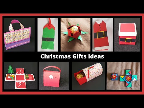 How To Make Christmas Gifts